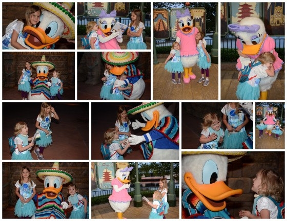 Daisy and Donald
